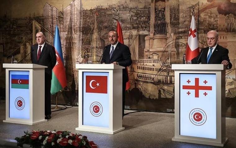 Ankara, Baku, Tbilisi to hold trilateral meeting