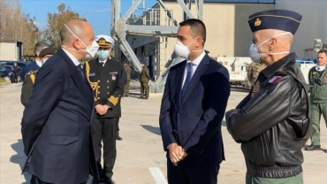 Italy, Spain thank Turkey for medical aid